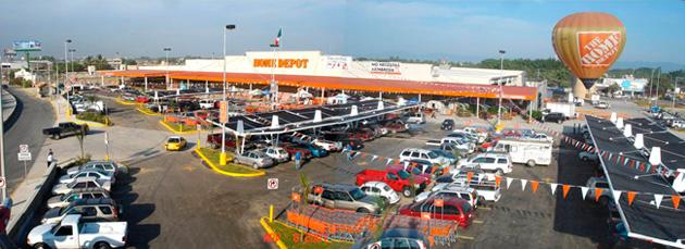 The Home Depot Puerto Vallarta « SEICA Construction