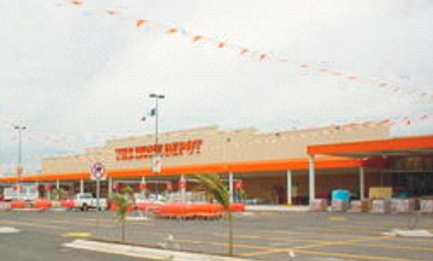 La cadena de tiendas de mejora para el hogar, The Home Depot,