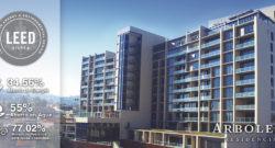 Arboleda Residencial, el primer edificio habitacional con Certificación LEED en el Noroeste del País